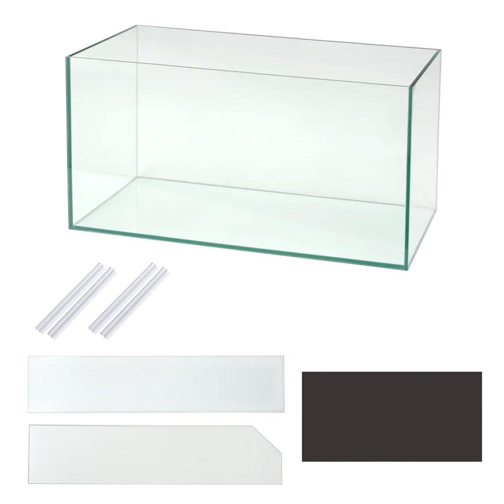 90cm水槽アクロ90N(90×45×45cm)フタ付き オールガラス水槽