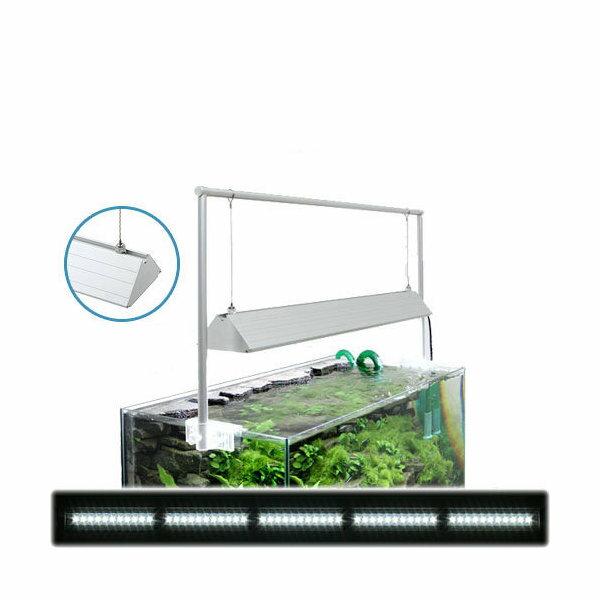 アクロ TRIANGLE LED BRIGHT 900 専用ライトスタンドセット 90cm水槽用照明