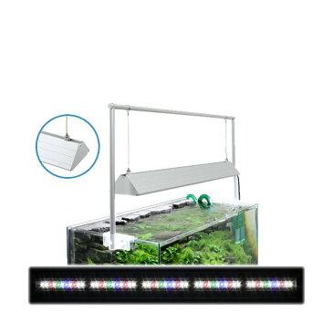 アクロ TRIANGLE LED GROW 900 専用ライトスタンドセット 90cm水槽用照明 同梱不可 沖縄別途送料【HLS_DU】 関東当日便