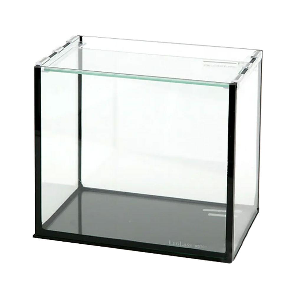コトブキ工芸 kotobuki レグラスフラット F-25S/B ブラックシリコン 25cm水槽