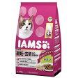 アイムス 成猫用 避妊・去勢後の健康維持 チキン 1.5kg キャットフード 正規品 IAMS 3袋入り 関東当日便