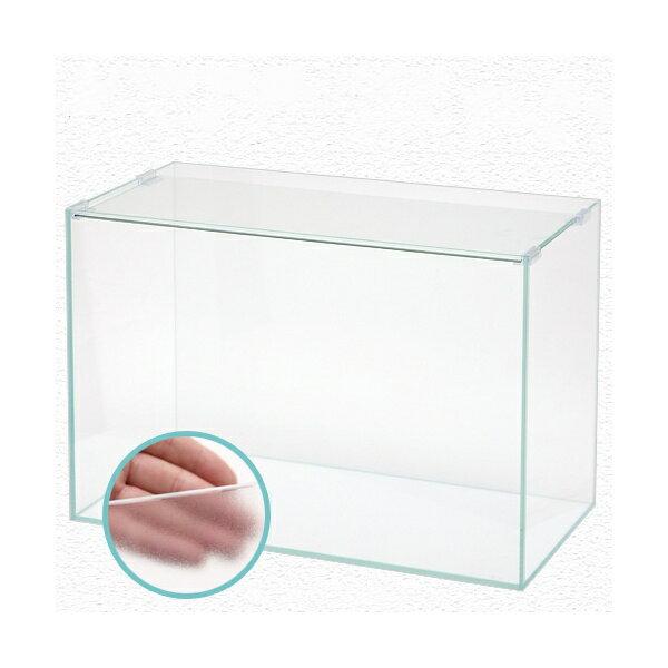 60cm水槽バックスクリーン貼付済 サンド スーパークリア アクロ60H-S(60×30×40cm)オールガラス水槽