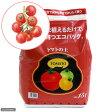 (観葉)エコバッグで育てる 簡単トマト栽培セット(フルーツルビーEX) 家庭菜園