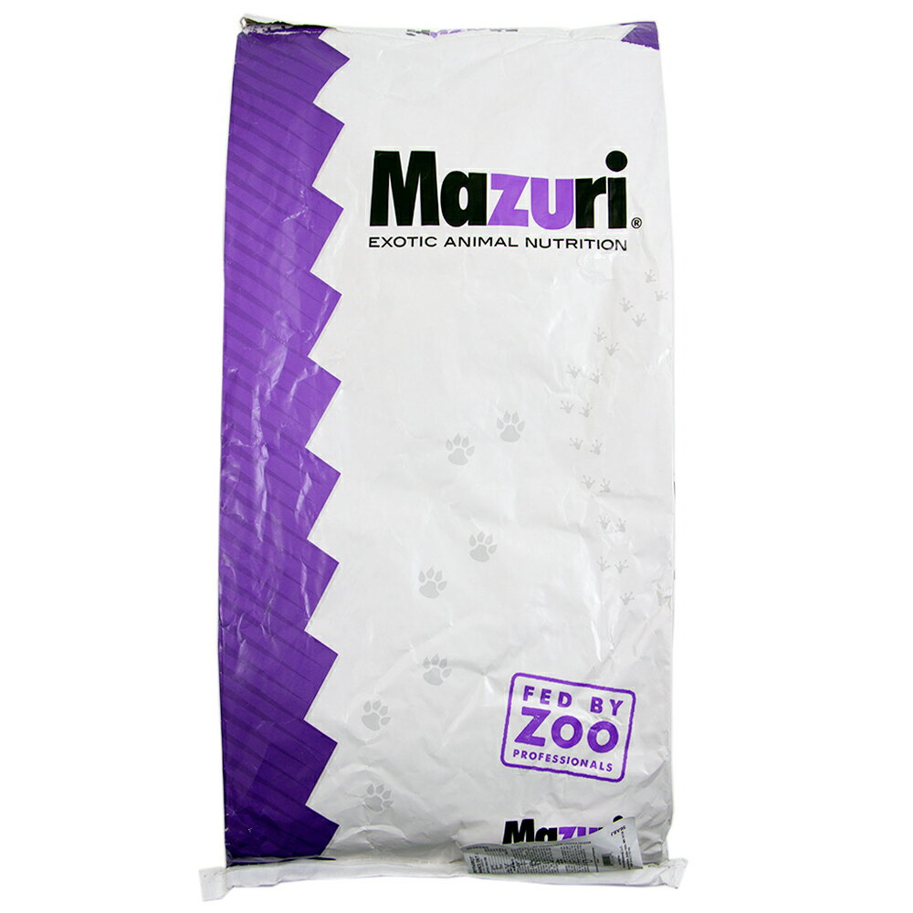 Mazuri パロットメンテナンス 11.34kg 大型中型インコ・オウム用 マズリ 大袋 関東当日便
