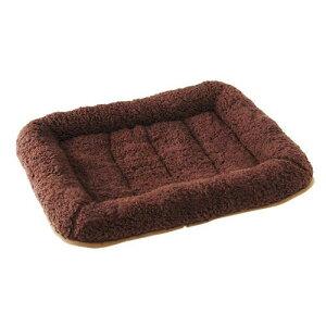 マルカン アルパカ風ベッド L チョコ 犬 猫 ベッド あったか 関東当日便