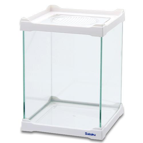 水作 コレクターズ HIGH ホワイト 小型水槽