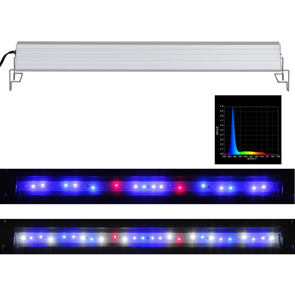 アクロ TRIANGLE LED MARINE 600 20000K Aqullo Series