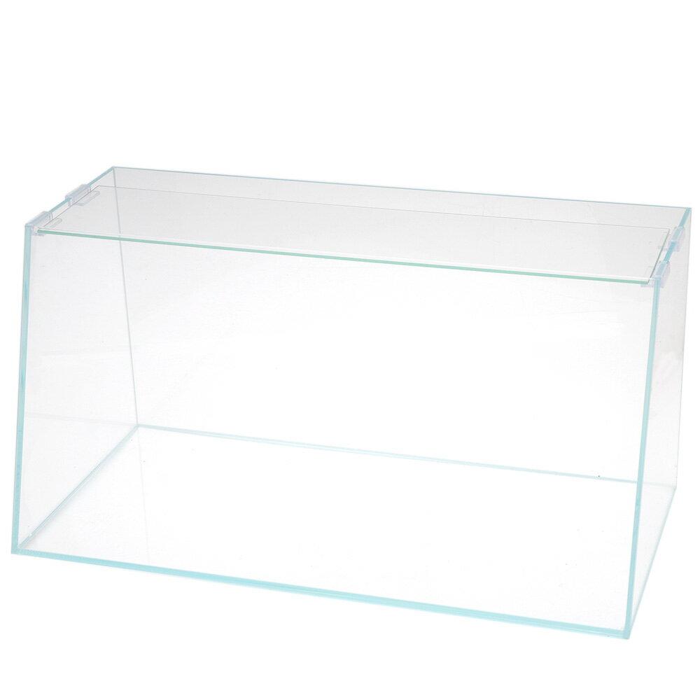スーパークリア 60cm水槽傾斜面オールガラス水槽 アクロ60SL(60×30×30cm)