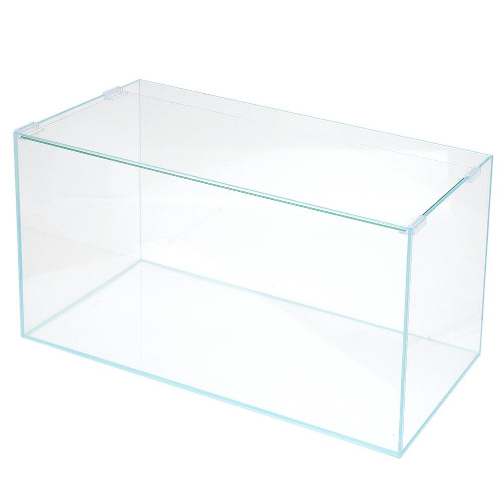 スーパークリア 60cm水槽アクロ60(60×30×30cm)オールガラス水槽 Aqullo