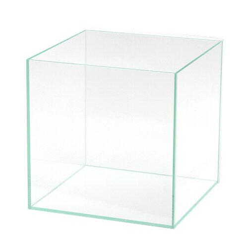 45cmキューブ水槽スーパークリア アクロ45キューブ(45×45×45cm)フタ無し オールガラス水槽