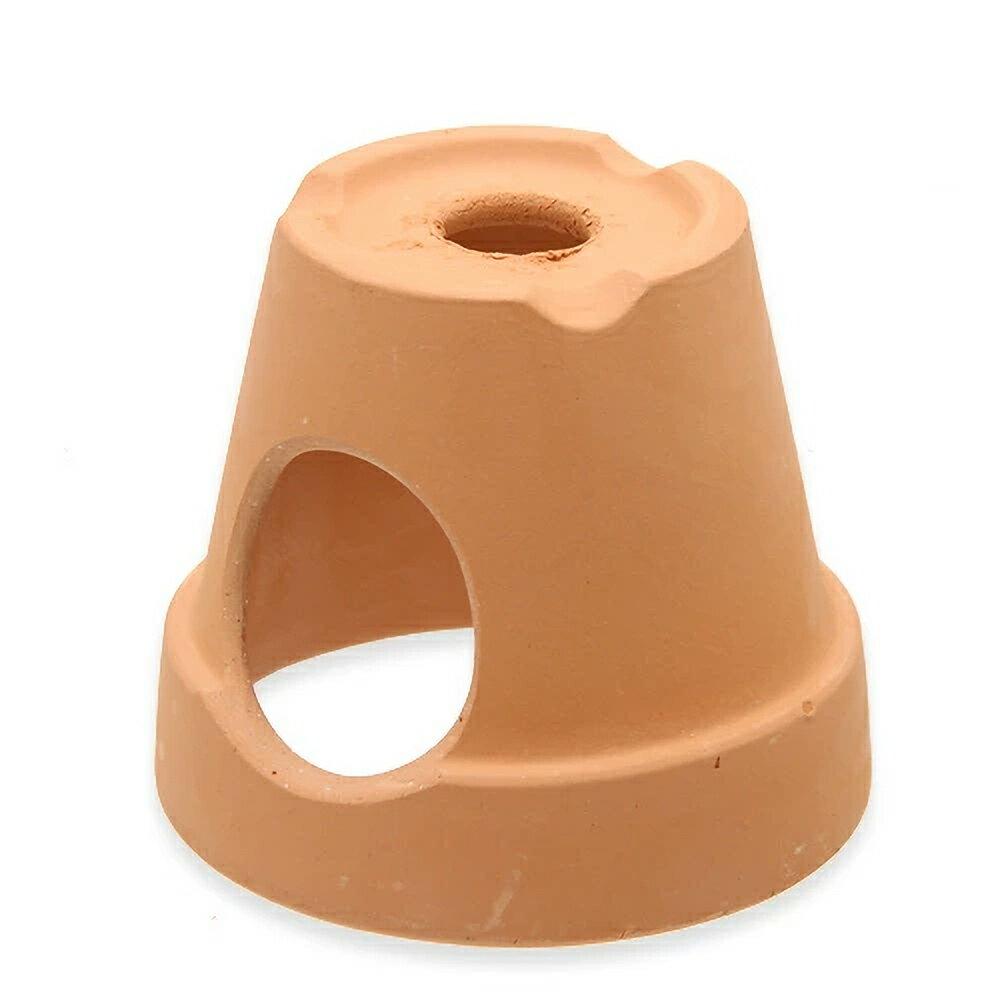 小動物のテラコッタハウス S 直径12.5cm 高さ11cm 関東当日便
