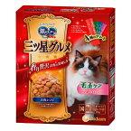 銀のスプーン 三ツ星グルメ 毛玉ケア お魚レシピ 4種のアソート 200g 関東当日便