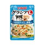 いなば グラシアL とりささみ チーズ・5つの野菜入り 280g 関東当日便