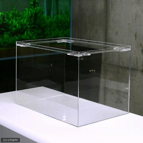 アクリル水槽(サイズ:45×30×30cm 板厚:4×4×4mm)