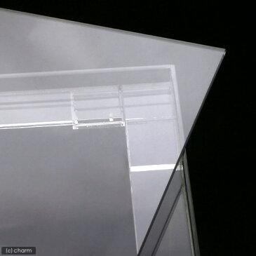 トゥービック アクリル水槽 幅60×奥行30cm用フタ 約29×28cm×3mm厚×2枚(エンビ製) 関東当日便