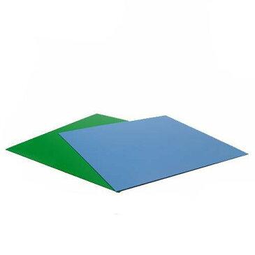 RG−30水槽用 丈夫な塩ビ製バックスクリーン 28.3×27.5cm 水色 ライトブルー 関東当日便