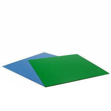 RG−30水槽用 丈夫な塩ビ製バックスクリーン 28.3×27.5cm 若草色 ライトグリーン 関東当日便