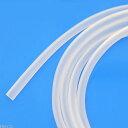スドー アクアリウム エアーチューブ ソフト (ホワイト) 10m 関...