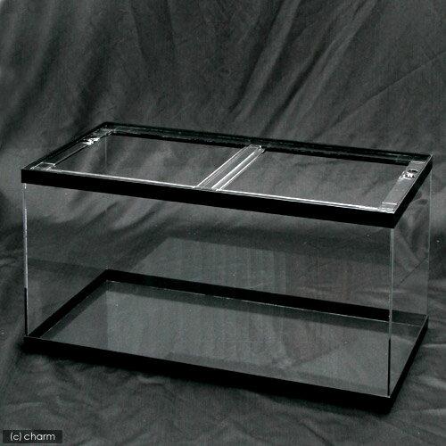 アクリル水槽アクリルクリアタンク 黒帯あり(90×45×45cm 板厚5×5×4mm)
