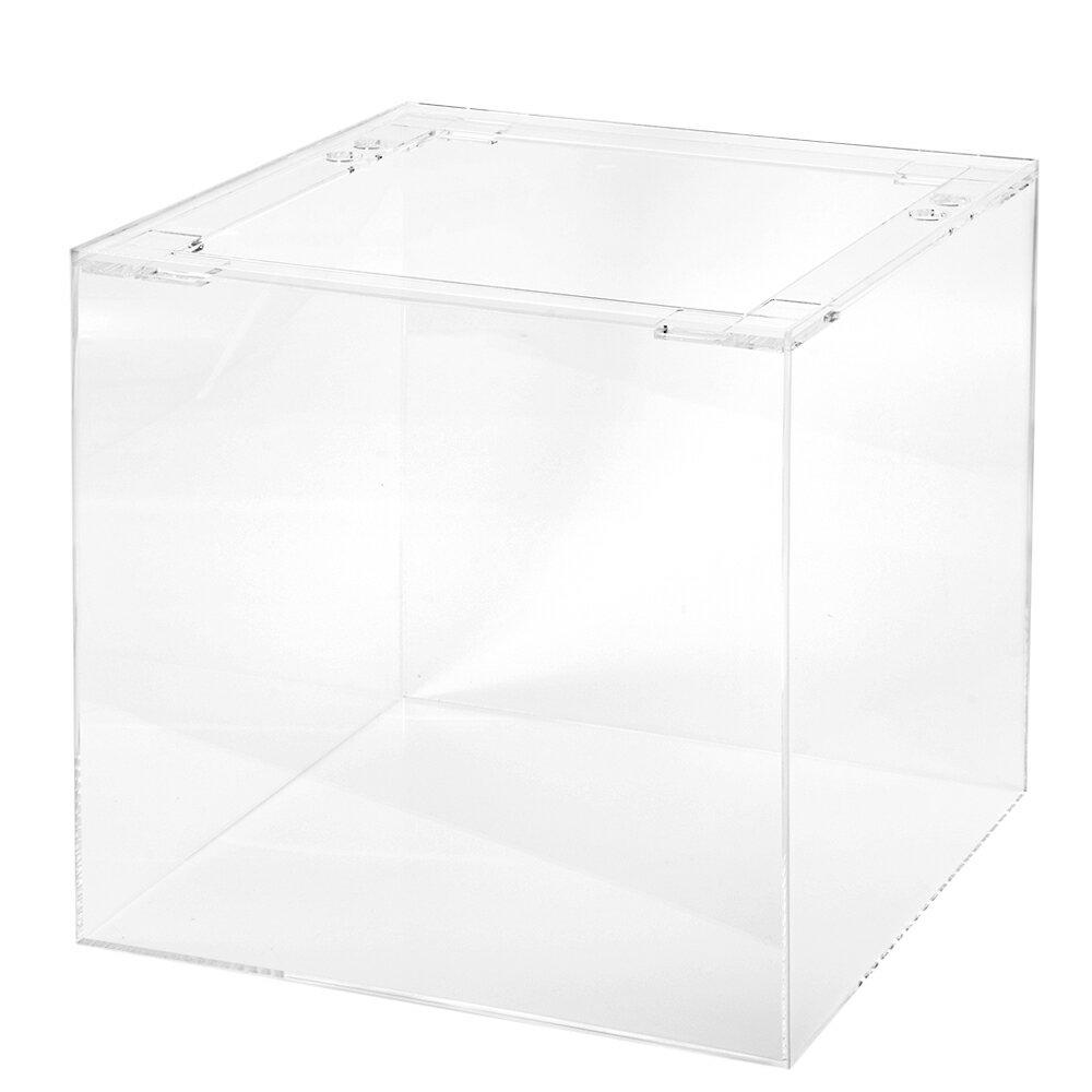 アクリル水槽 アクリルクリアタンク リブなし(45×45×45cm・板厚5×5×4mm)