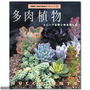 NHK趣味の園芸ガーデニング21 多肉植物~ユニークな形と色を楽しむ 【あす楽対応_関東】