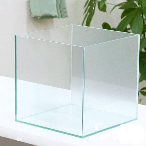 コトブキ工芸 kotobuki クリスタルキューブ300 バックスクリーン(サンド)貼付済み 30cm水槽