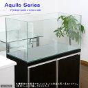 (大型)90cm水槽(単体)アクロ90N(90×45×45cm)フタ無し オールガラス水槽 別途大型 ...