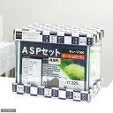 ASP方式のビーシュリンプ飼育セット!☆キューブ300 ビーシュリンプ用 ASPセット● 【あす楽...