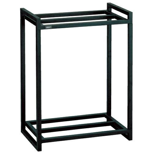 GEX 水槽台 45cm水槽用組立2段台 ブラック 45cm水槽用(キャビネット) ジェックス
