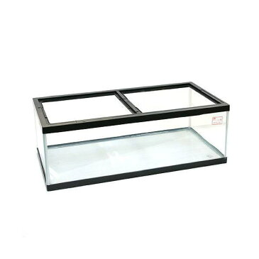 (大型)らんちゅう水槽 900(896×450×300)90cm水槽 金魚 亀 カメ(単体)別途大型手数料・同梱不可