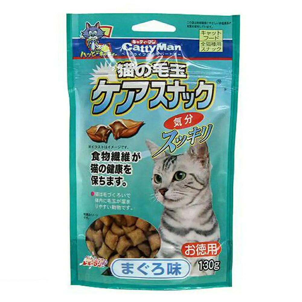 【楽天市場】キャティーマン 猫の毛玉ケアスナック まぐろ味 ...