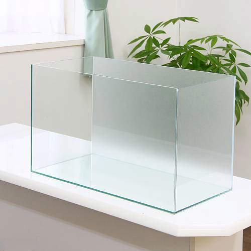 バックスクリーン貼付済 サンド オールガラス60cm水槽 アクロ60N(60×30×36cm)