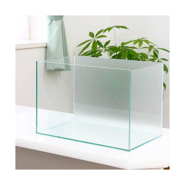 バックスクリーン貼付済 サンド オールガラス45cm水槽 アクロ45N(45×27×30cm)