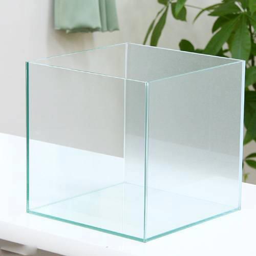 バックスクリーン貼付済 サンド オールガラス27cm水槽 アクロ27N(27×27×27cm)