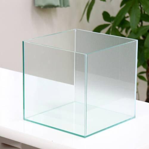 バックスクリーン貼付済 サンド オールガラス25cm水槽 アクロ25N(25×25×25cm)