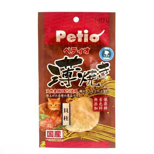 ペティオ『薄焼き貝柱』
