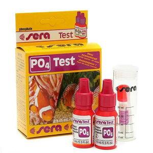 簡単な色比較でリン酸塩濃度を測定!セラ PO4(リン酸)テスト 15mL【関東当日便】