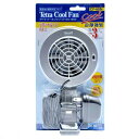 テトラ クールファン CF−60 NEW プラスチックパケ 水槽用冷却ファン【HLS_DU】 関東当日便