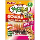楽天【charm】ペティオ ササミ+チキンガムMOGU ダブル巻き 豚アキレス 10本入 278円