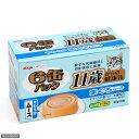 食べやすいムースタイプ!アイシア 11歳からの健康缶6缶パック まぐろムース 40g×6 キャッ...