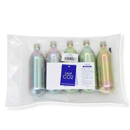 Leaf CO2 ボンベ 74g 10本セット Q10サポートエレメンツ30mLおまけ付き 炭酸ボンベ 汎用品 新瓶 関東当日便