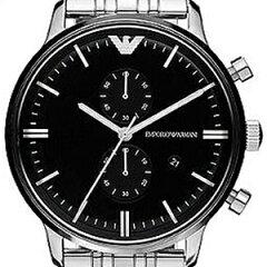 EMPORIO ARMANI エンポリオアルマーニ 腕時計 AR0389 メンズ クロノグラフ