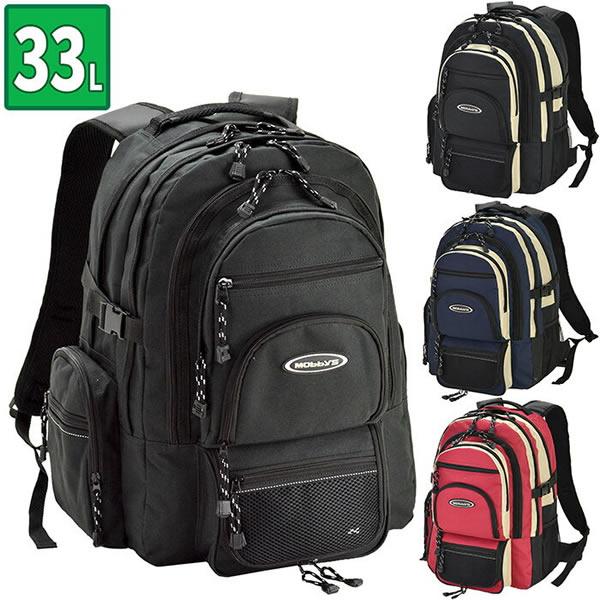 男女兼用バッグ, バックパック・リュック MObbys 42531