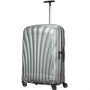 サムソナイト スーツケース スピナー シルバー