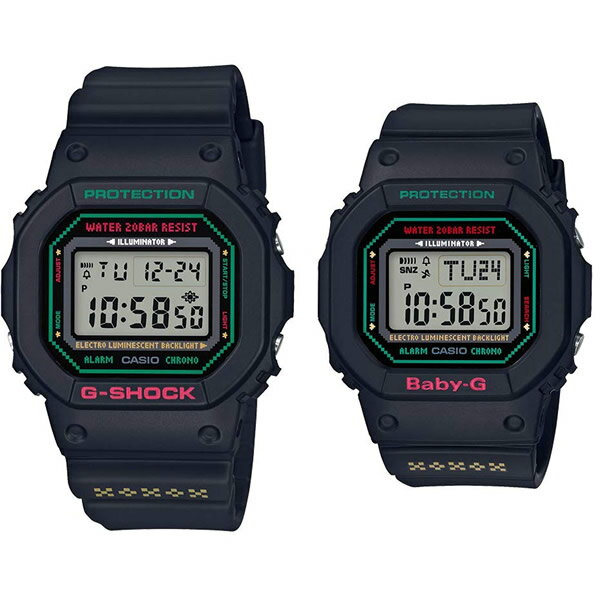 腕時計, メンズ腕時計 CASIO LOV-19B-1JR G-SHOCK BABY-G G