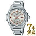 【国内正規品】CASIO カシオ 腕時計 MSG-W300D-4AJF レディース BABY-G ベビーG G-MS ジーミズ 電波ソーラー