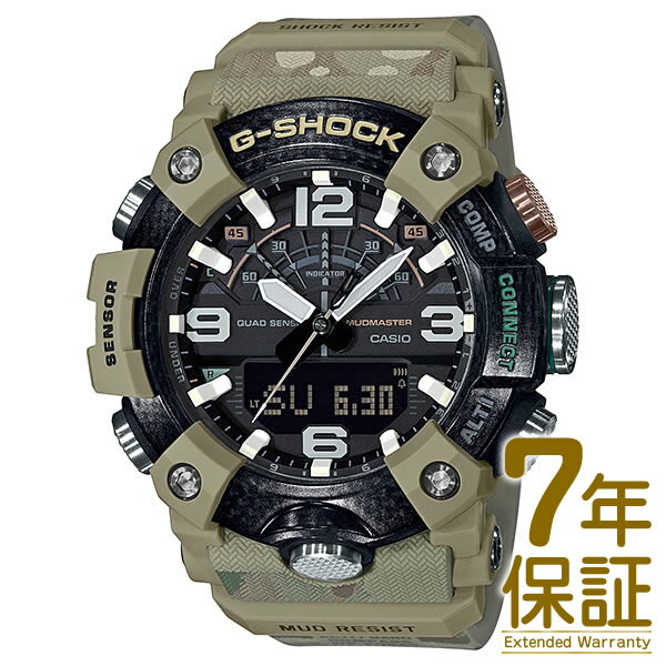 腕時計, メンズ腕時計 CASIO GG-B100BA-1AJR G-SHOCK G Master of G G MUDMASTER BRITISH ARMY Bluetooth