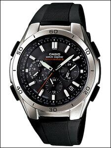 CASIOカシオ腕時計WVQ-M410-1AJFメンズWAVECEPTORウェーブセプタークロノグラフソーラー電波