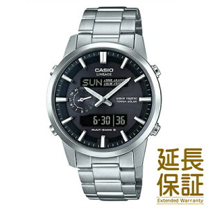 【レビュー記入確認後10年保証】カシオ腕時計CASIO時計正規品LCW-M600D-1BJFメンズLINEAGEリニエージ