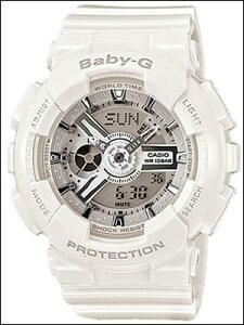 【9月中旬〜末発送予定】【3年延長保証】CASIOカシオ腕時計BA-110-7A3JFレディースBABY-Gベビージー